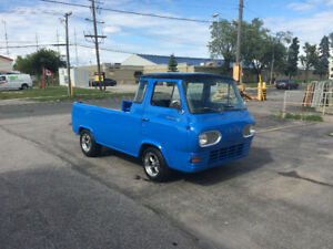 1965 FORD ECONOLINE 5 WINDOW PICKUP