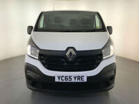 2015 RENAULT TRAFIC SL27 BUSINESS DCI DIESEL PANEL VAN 1 OWNER FROM NEW