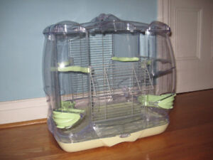 Vision Bird Cage - ALL MONEY GOING TO SMALL ANIMAL RESCUE