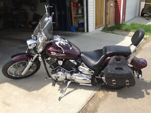 2007 Yamaha V-Star 1100 Custom