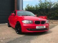 2011 11 BMW 118D SE NAV 2.0 TD LEATHER £30 TAX 12M MOT ON SALE HPI CLEAR