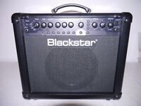 Black star ID:15TV Programmable guitar combo amplifier