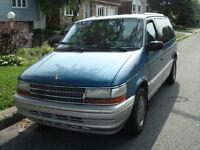 1992 Chrysler voyageur