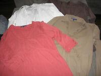 Maternity blouses - size L/XL