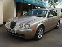 2004 Jaguar S-TYPE 2.7D V6 Auto SE ( Very Low Mileage )
