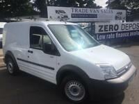 Ford Transit Connect 1.8TDCi ( 75PS ) Euro IV T200 SWB 1 OWNER NO VAT MANUAL