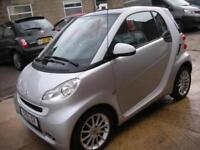 2011 SMART FORTWO COUPE CDI Passion Softouch Auto [2010]