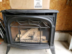 Radiant Fire Place - Vermont Castings