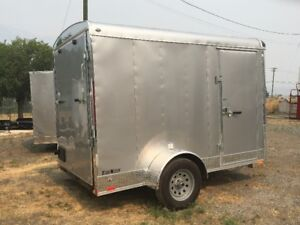 Continental Cargo 5x8, 6x10 & 6x12 Trailers ~  Rolling Sheds!