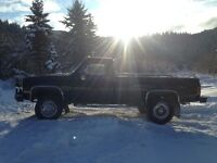 1986 1-Ton 4X4 Chevy Dually