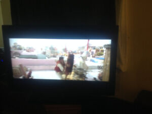 "Samsung Flat Screen TV 40"" inches"