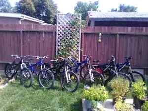 Tons of Awesome Bikes! $300-$1100