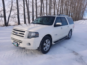07 Expedition Max Limited 308,000 kms. All offers considered!