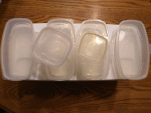 BABY CUBE FOOD STORAGE CONTAINERS!!
