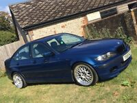 BMW 325i M-sport genuine modified fast May PX / SWAP