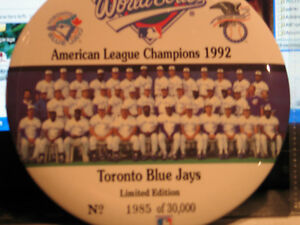 Blue Jay's collection from World series Peterborough Peterborough Area image 2