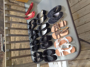 SHOES SHOES SHOES ASSORTED WOMEN'S FLATS GET READY FOR SUMMER