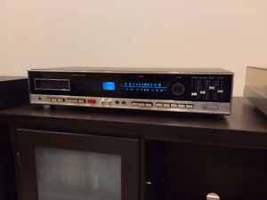 Vintage Roberts Stereo Receiver with Working 8-Track