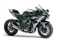 Kawasaki H2-R 2015 Green Frame (IN STOCK)