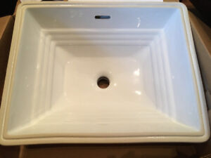 ELEGANT TOTO UNDER COUNTER BATHROOM SINK - GREAT DEAL