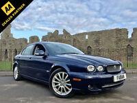 2009 Jaguar X-TYPE 2.2D auto S **Full Jaguar Service History**
