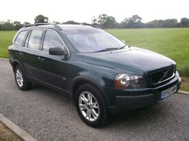 Volvo XC90 d5 se 7 seat auto, great throughout