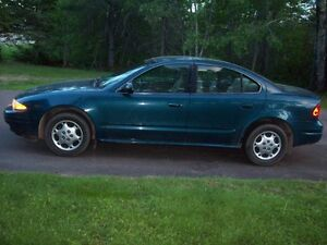 2002 Oldsmobile Alero, in good shape with a good inspection