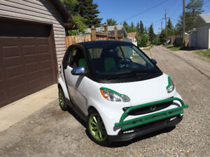 2013 Smart Car, great on gas!