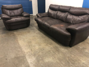 Couch and Chair SET - delivery
