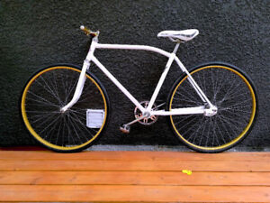 Vintage CCM bicycle (serious inquires only)