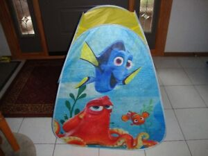 FINDING DORY POPUP TENT