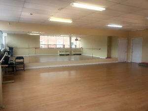 Commercial Studio all included (Yoga, Pilates, Dance)