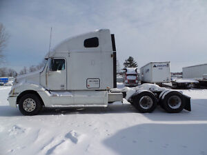 2010 FREIGHTLINER COLUMBIA REPO DETROIT 515 HP 13 SPEED