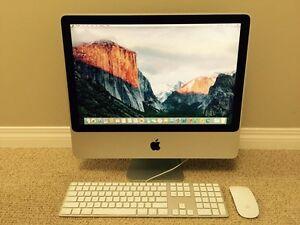 ">> Apple iMac 20"" << MICROSOFT OFFICE >>"