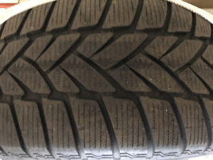BMW Rims for X-5 SUV - Dunlop 255/55R 18 London Ontario image 2