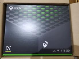 Brand New Xbox series X *Sealed*