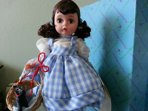 "Madame Alexander 8"" Collectible Doll Dorothy Wizard of Oz"