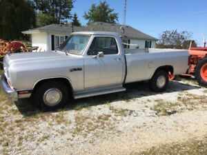 1988 Dodge Other Pickups Pickup Truck