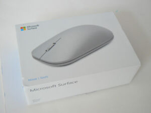 MS Surface Mouse Silver - New (open box) BLUETOOTH
