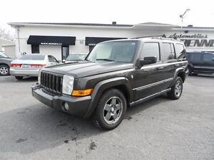 Jeep Commander 4dr limited 2006