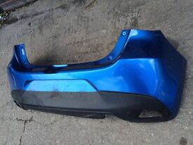 Mazda 2 2015 2016 genuine rear bumper for sale with PDC holes