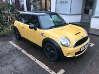 Mini Cooper S, fast, clean, reliable and fun!