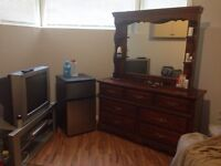 Extra large room for rent now in Timberlea