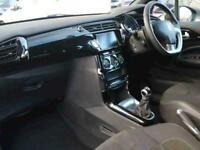 2016 DS DS 3 1.6 BlueHDi Elegance 3dr Hatchback Diesel Manual