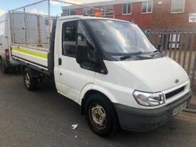 2000 Ford Transit flatbed COMPLETE WITH M.O.T AND WARRANTY 1 PREVIOUS OWNER