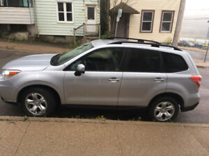 2015 Subaru Forester $13494 price negotiable great deal