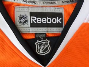 PHILADELPHIA FLYERS JERSEY Stratford Kitchener Area image 1