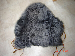 Motorcycle Sheepskin covers