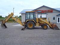 John Deere 310D backhoe/loader with 4x4 Peterborough Peterborough Area Preview