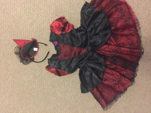 Children's place witch costume 4T